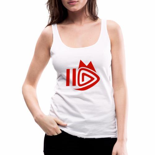 HitFuchs.FM logo - Women's Premium Tank Top