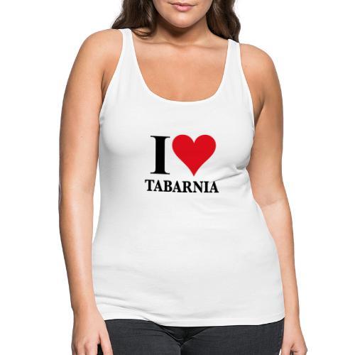 I love Tabarnia - Women's Premium Tank Top