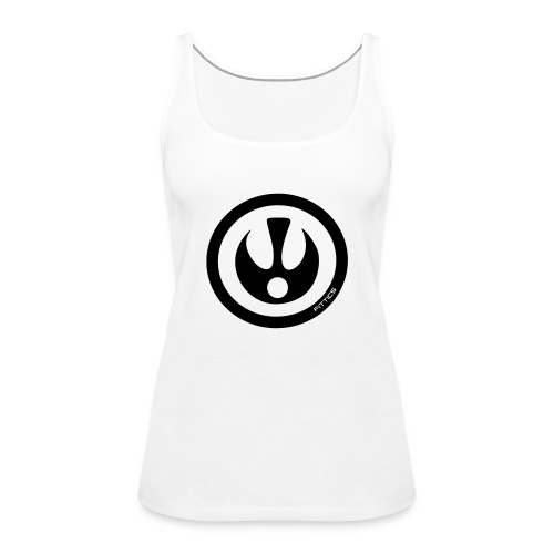 FITTICS SHIELD Red - Women's Premium Tank Top