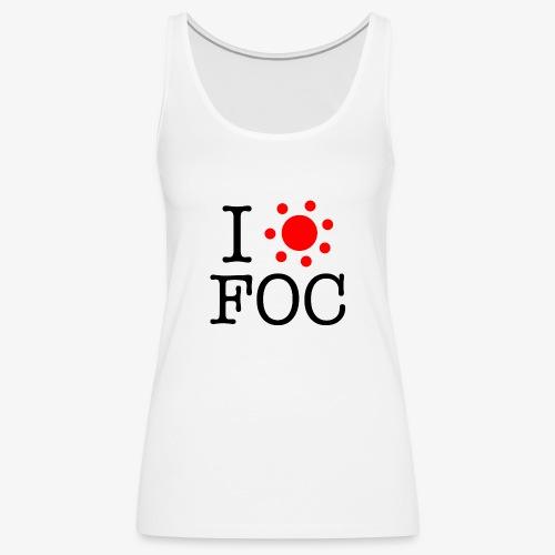 I Foc Foc - Premiumtanktopp dam