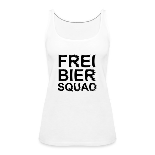 FREIbiersquad - Frauen Premium Tank Top