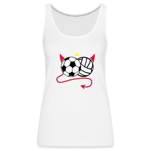 Männer Shirt Cup - Frauen Premium Tank Top