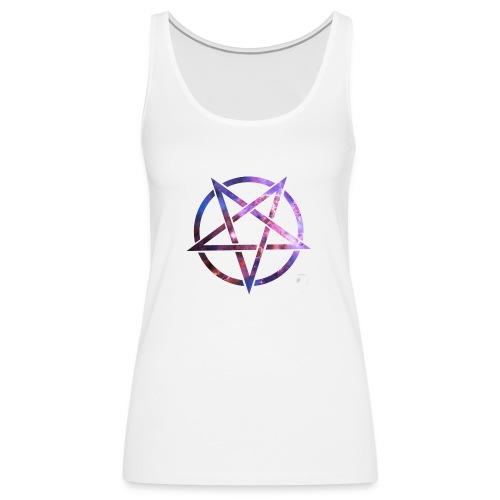 Cosmic Pentagramm - Women's Premium Tank Top