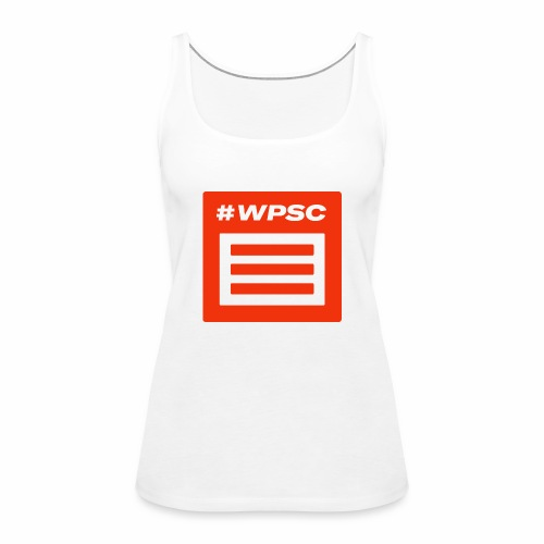 #WPSC Structured Content - Frauen Premium Tank Top