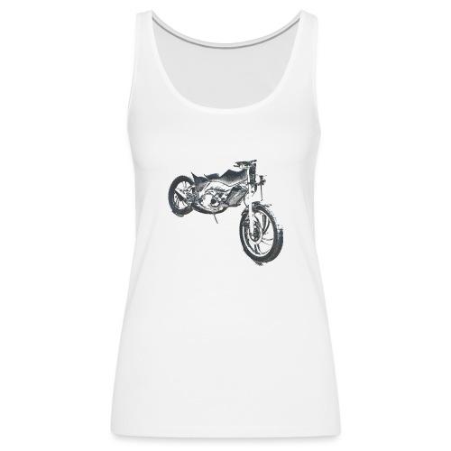 bike (Vio) - Women's Premium Tank Top