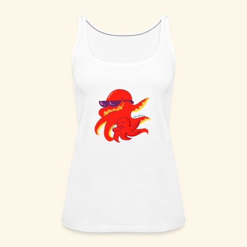 Dabbing Kraken Dab Dance and baby - Camiseta de tirantes premium mujer