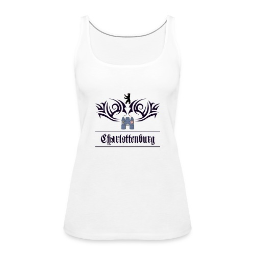 charlottenburg_tribal - Frauen Premium Tank Top
