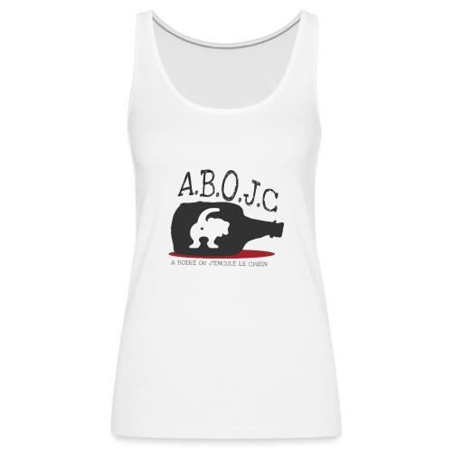 A.B.O.J.C - Débardeur Premium Femme
