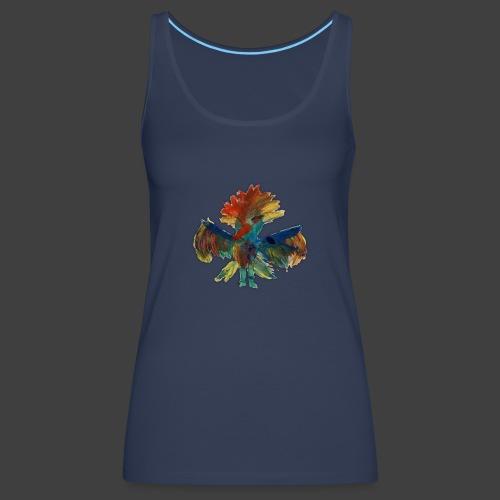 Mayas bird - Women's Premium Tank Top