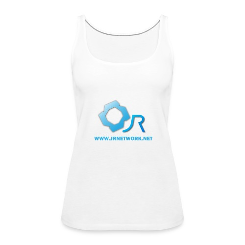 Official Logo - Women's Premium Tank Top