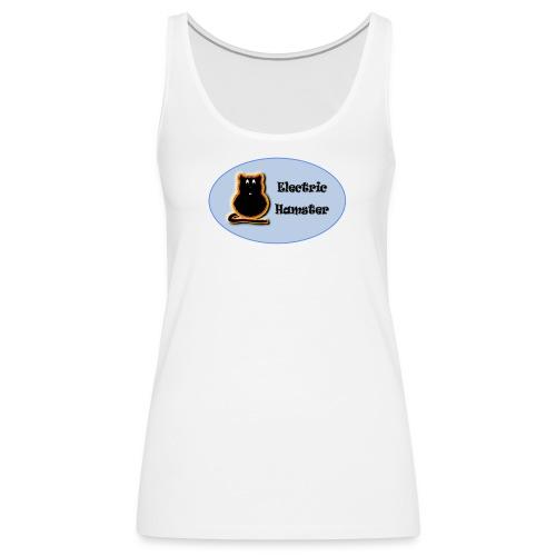 electrichamstergirl - Camiseta de tirantes premium mujer