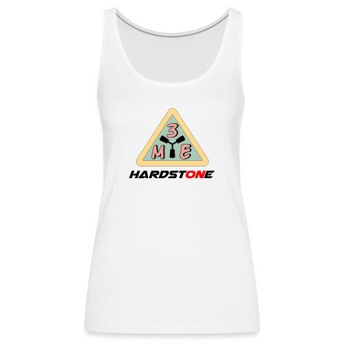 M3E Hardstone - Frauen Premium Tank Top