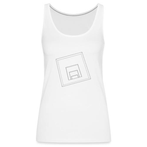 Fenster - Frauen Premium Tank Top