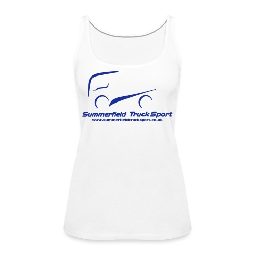 Summerfield Truck Sport - Women's Premium Tank Top