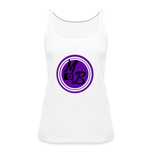 MirandaBos Merch - Vrouwen Premium tank top