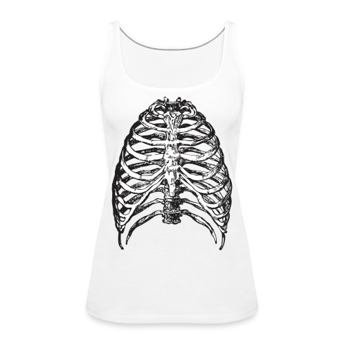 Scary Ribs - Frauen Premium Tank Top