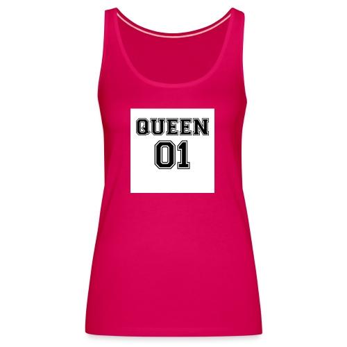 Queen 01 - Débardeur Premium Femme