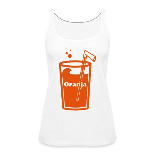 Oranja - Vrouwen Premium tank top
