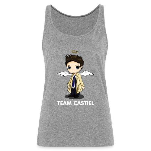 Team Castiel (dark) - Women's Premium Tank Top