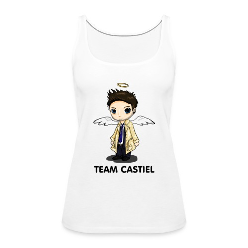 Team Castiel (light) - Women's Premium Tank Top