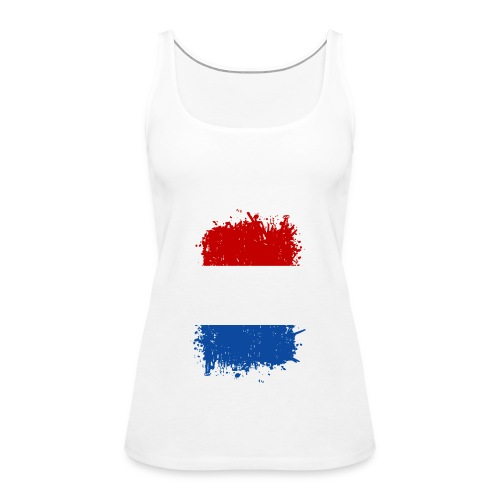 Niederlande - Frauen Premium Tank Top