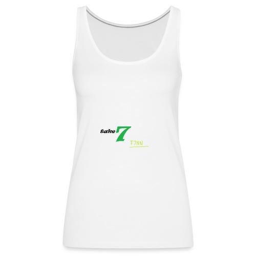 F7NN Merch png - Frauen Premium Tank Top