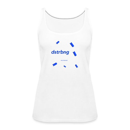 stay hydrated - Women's Premium Tank Top