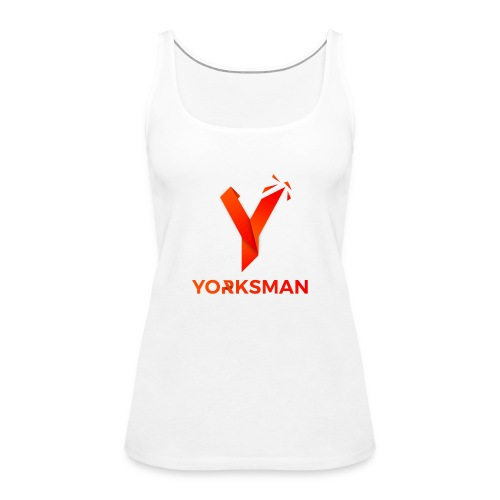 THeOnlyYorksman's Teenage Premium T-Shirt - Women's Premium Tank Top