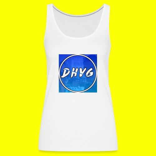 DusHeelVeelgamen New T shirt - Vrouwen Premium tank top