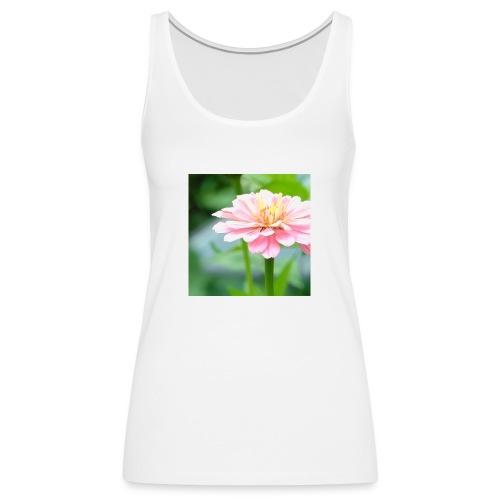 Mooi leuk simpel t-shirt - Vrouwen Premium tank top