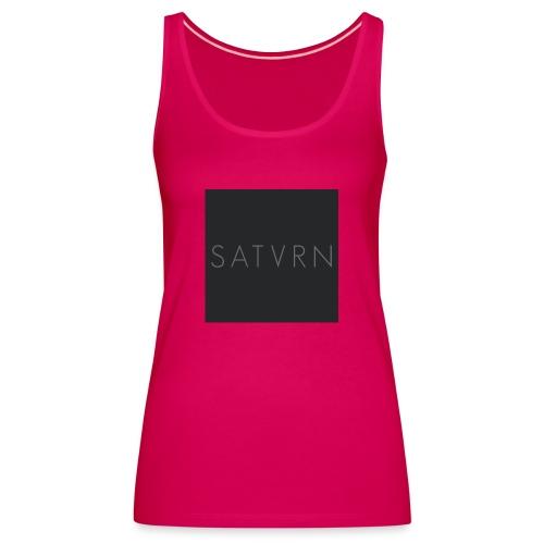 Satvrn - Canotta premium da donna
