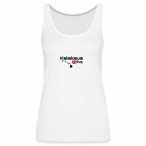 Kalakaua - Débardeur Premium Femme