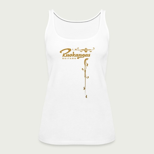 Ruokangas Guitars - Women's Premium Tank Top