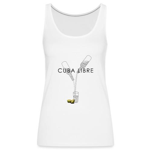 Cuba Libre - Frauen Premium Tank Top