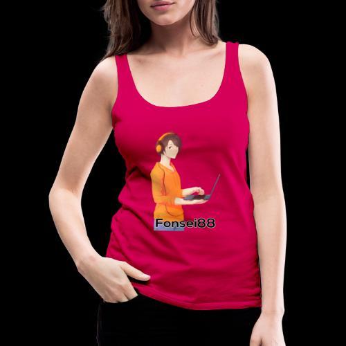 FonseiName - Frauen Premium Tank Top