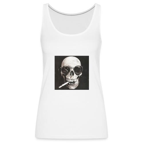 Squelette thug - Débardeur Premium Femme