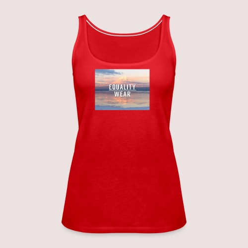 Mountain Equality Edition - Women's Premium Tank Top