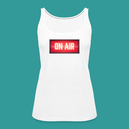 On Air - Women's Premium Tank Top
