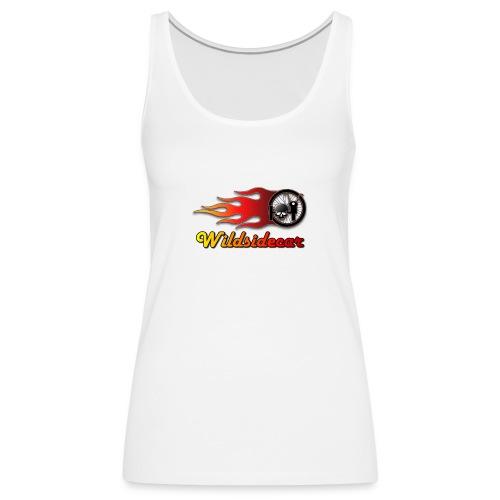 logo wildsidecar sans fond - Débardeur Premium Femme