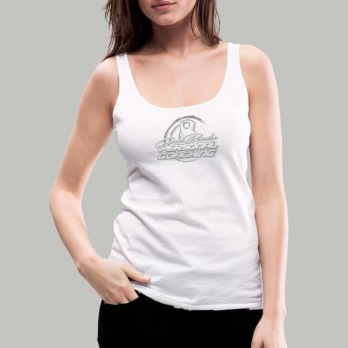 GerdB_GreySquat (bitte max. 40° verkehrt waschen) - Frauen Premium Tank Top