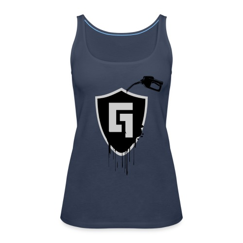 GFM fuel dripping - Women's Premium Tank Top