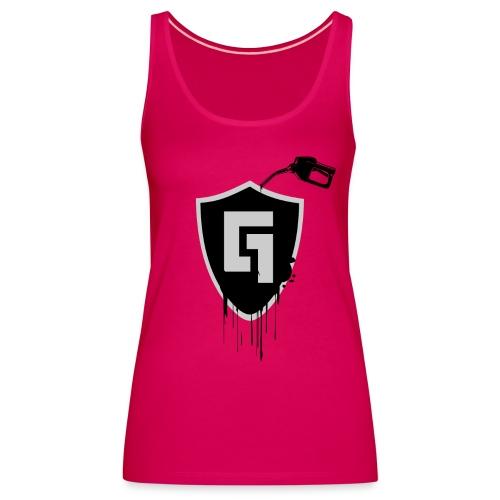 GFM fuel dripping - Women's Premium Tank Top