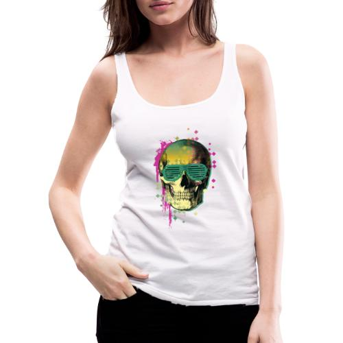 squelette2 - Débardeur Premium Femme