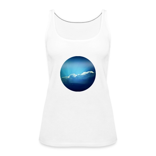 The sky is the limit - Frauen Premium Tank Top