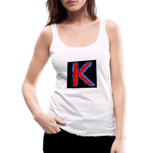 Klackpfantbam shirts - Frauen Premium Tank Top