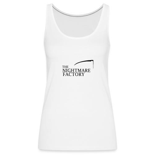 nightmare factory Nero png - Women's Premium Tank Top