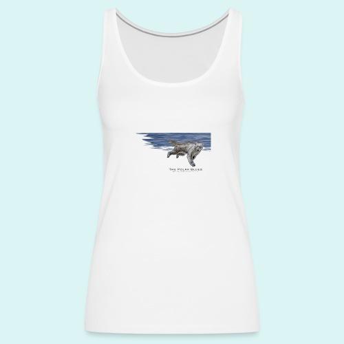 Polar-Blues-SpSh - Women's Premium Tank Top