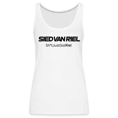 Sied Van Riel - Women's Premium Tank Top