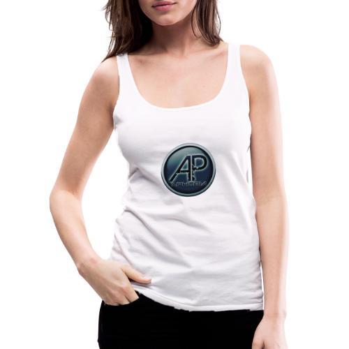 Logo Aphobia 3 - Vrouwen Premium tank top
