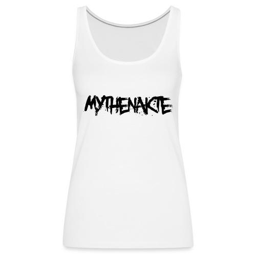 mythenakte - Frauen Premium Tank Top